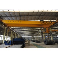 Double Girder Electric Overhead Travelling Crane Overhead Bridge Crane 20 Ton