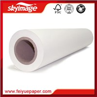 New Generation FHK Hansol Formula 100gsm Fast Dry Sublimation Paper For 100% Polyester