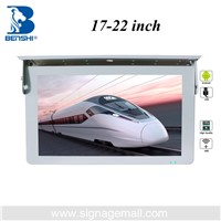 High Quality & Stereo Sound Car Coach Bus LCD Monitor