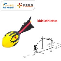 Kids Practice Foam Vortex Javelin for Kids Athletics In School Sports