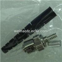 Fiber Optic Connector ST Multimode 3mm SKD