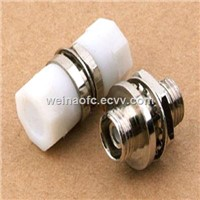Fiber Optical Adapter FC-FC Hex-Type Metal Housing