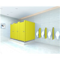 Waterproof & Impact Resistant Toilet Cubicle Partition Material