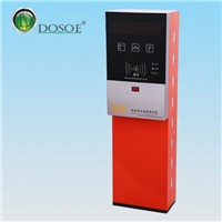 Automatic Car Parking Management System with IC Card, EMID Card, Paper Ticket Barcode