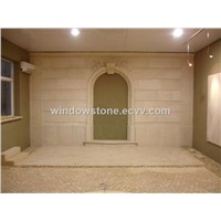 Cream Limestone Wall Cladding