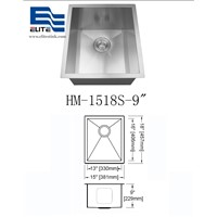 Handmade Small Bar Sink Kitchen Sink Stainless Steel for Restaurant
