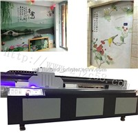 Large Format Platform UV Printer, Multi-Functional Flatbed Printer, Background Wall Print, PVC Print