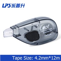 Eco-Friendly Chinese Manufacturer Blue Correction Tape for Students No. TW90228