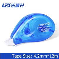 Hot Sell Tape Made in China of LPS Colored Correction Tape for Student Stationery Tape