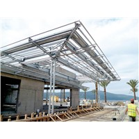 New Style & Professional Design Steel Frame Building Warehouse Workshop