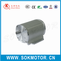 China Supplier AC Gear Motor for Parking System