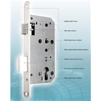 Euro Mortise Lock 7200 Series