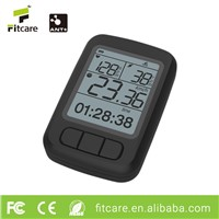 Buttons Waterproof Bicycle Computer Wireless Odometer Speedometer Stopwatch Wireless Bicycle Stopwatch