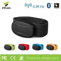 Multifunction Heart Rate Monitor Strap with HRV BLE ANT+ & 5.3KHz Heart Rate Chest Strap
