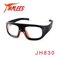PC Frame Basketball Goggles with Interchangeable Temple Sports Eyewear