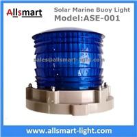 Solar Marine Lights 3-5km 2-3NM Visibility ASE-001 Solar Warning Aviation Light Solar Beacon Light Solar Floating Signs