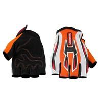 Motorcycle Gloves Moto Racing Motorbike Motocross Motor Riding Cycling Half Finger Gloves