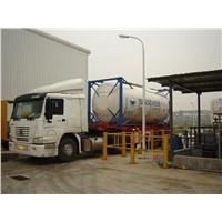 ISO TANK Packaing Sodium Methoxide Solution