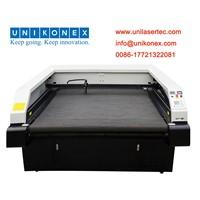 UL-VC 180100 Digital Printed Sportswear Laser Cutter