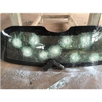 Explosion Proof Glass