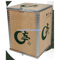 High Quality Easy Assemble Collapsible Plywood Box - PC