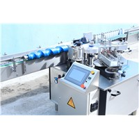 Liquid Glue Labeling Machine for Glass Bottles