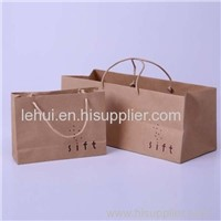 Natural Kraft Paper Bags Wholesale