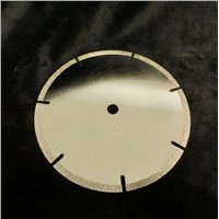 1A1R Electroplated Diamond Cutting Blades, Discs for Marble