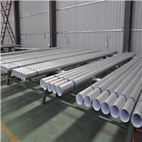 Construction Building Used Lining Plastic Steel Pipe