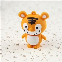 Hot Selling Cartoon Animal 8gb USB Stick