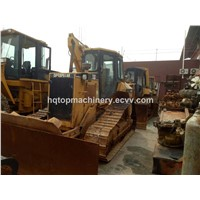 Japan CAT D3 D4 D5 Used Crawler Bulldozer, Cheap D5M Track Bulldozer