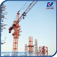 Hot Sell TC5610 Topkit Tower Crane with 6tons Max. Load