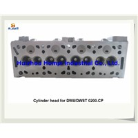 Cylinder Head for Peugeot DW8/DW8T 0200. W3 0200. CP 9569145580 AMC908537