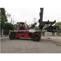 Used Froklift Truck---Cheap TEC-950L Forklift Truck, Original Hydraulic 40t Froklift Truck