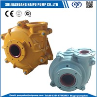 AH Horizontal Slurry Pump for Gold Mining