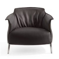 Archibald Gran Comfort Leather Chair