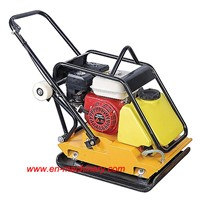 China Construction Machinery Supplier Electric Vibratory Plate Compactor for You with Good Quality