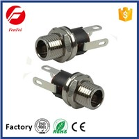 Audio Adapter DC Chassis Jack 2.1*5.5mm