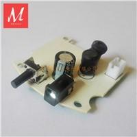 165KHz Ultrasonic Atomizer Humidifier Driver PCB with 10mm 165KHz Ultrasonic Atomization Piece