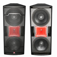 Dual 15 Inch Woofer 1000W Power Speaker Professional Audio Sound System Equipment