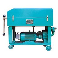 Plate Pressure Oil Purifier