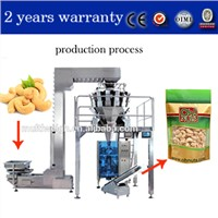 Pillow Bag Cashew, Pistachio Weighing & Packaging Systems