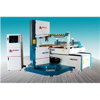 CSB1212 CNC Woodworking Vertical Curve Band Saw