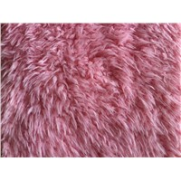 Polyester Fancy Fake Fur 500 GR/M2