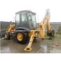 Used LiuGong 766A Backhoe Wheel Loader, Cheap Hydraulic both-Busy Loader