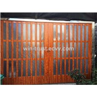 Commercial Accordion Folding Doors/Frameless Polycarbonate Folding Door/PVC Folding Door