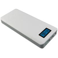 Simo Tech Multi-Function Li-Ion Battery LCD Display Dual USB Car Jump Starter Power Bank