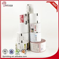 Nice Printing ATM Thermal Roll with 8 Color Printing