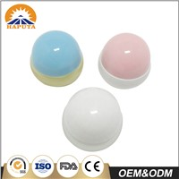 50g Ball Shape Cosmetic Plastic Cream Jar for Kids Skincare