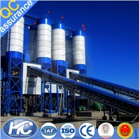 China Supplier Simple Concrete Mixing Plant / Cement Concrete Mixing Station for Sale